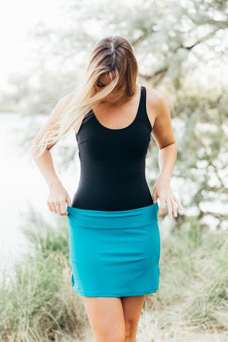 SWIM SKIRT | 3 COLORS | XS - XXXL