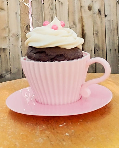 Cupcake Silicone Tea Sets