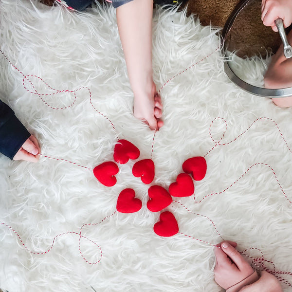 Cupid's Heart Strings Game | Family or Classroom Fun