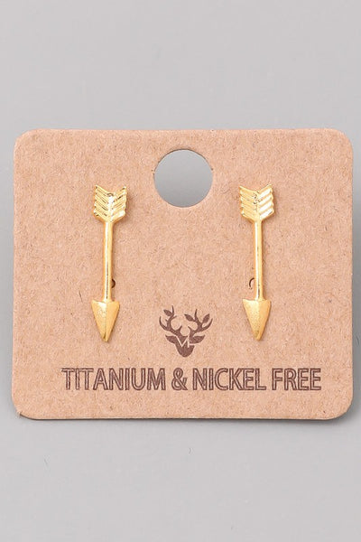 Must Have - Arrow Earrings