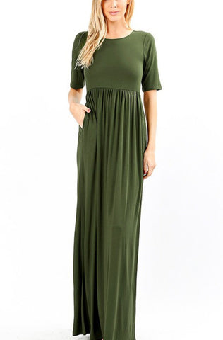 Everyday Fall Maxi  |  3 Colors