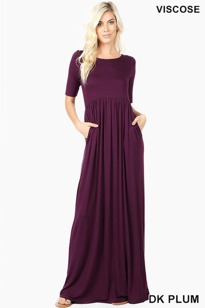 Everyday Fall Maxi  |  S, M