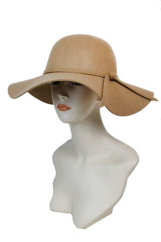 Felt Floppy Hat  |  8 Colors  |  PREORDER ENDS 9/21/18