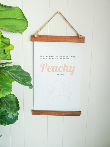 Interchangeable Hanging Signs  |  3 Finishes