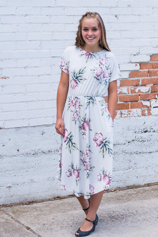 Susanah Midi Dress