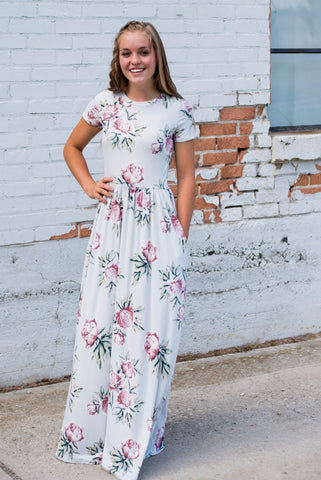 Susanah Maxi Dress