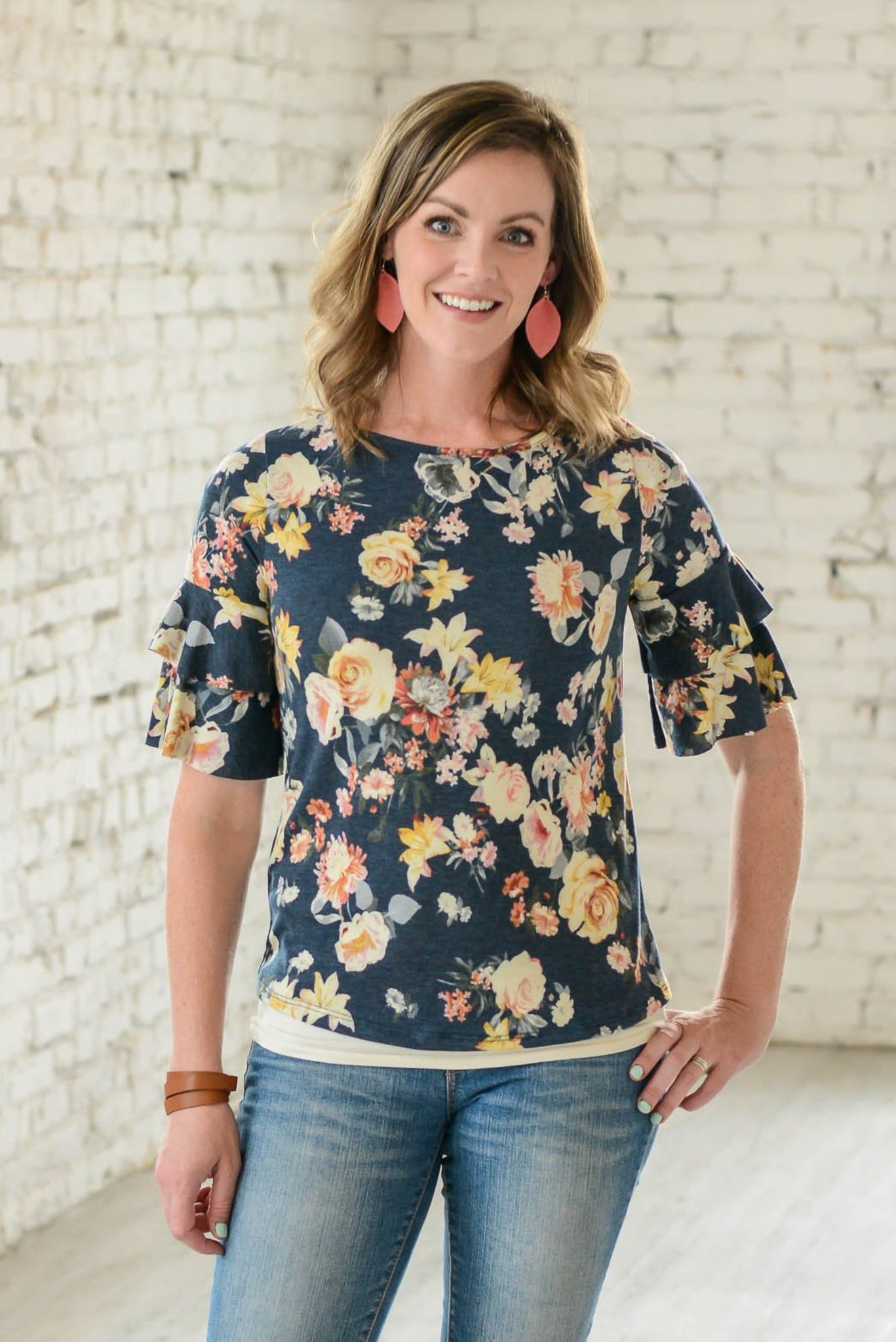 8-Lilliana Back Tie Top
