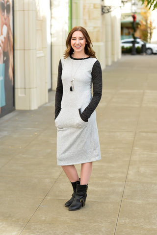 Sweatshirt Dress