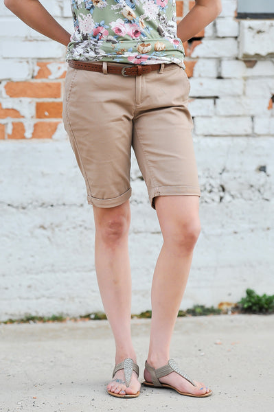 Chino Shorts | 2 Colors