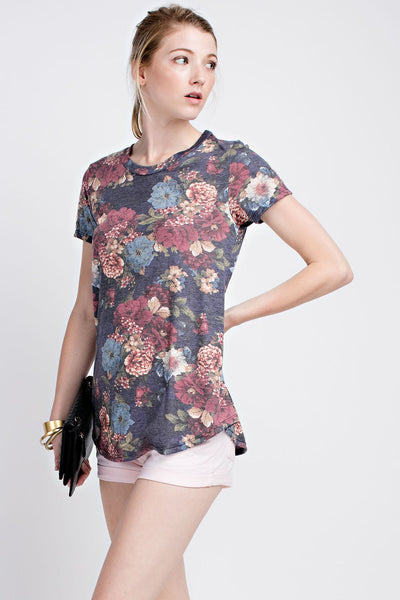 Sweet Love Top  |  Brick