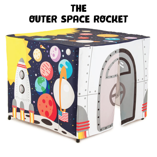 Outer Space Rocket Hideout