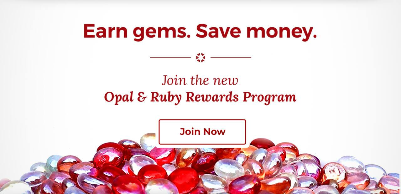 Join the New Rewards Program