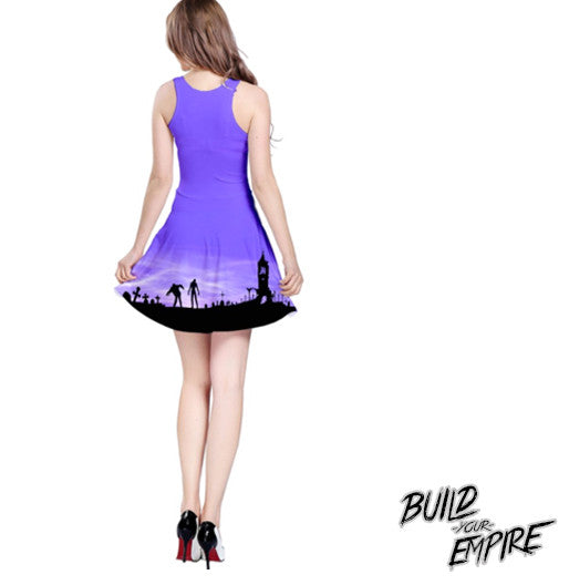 Cemetery Party Dress | Dress | Nu Goth & Alternative Apparel | Build Your Empire Clothing Co.