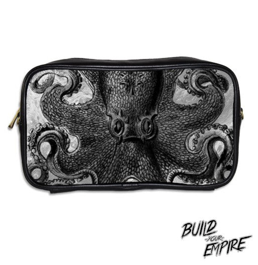 Lovecraft Cthulhu Clutch | Clutch | Nu Goth & Alternative Apparel | Build Your Empire Clothing Co.