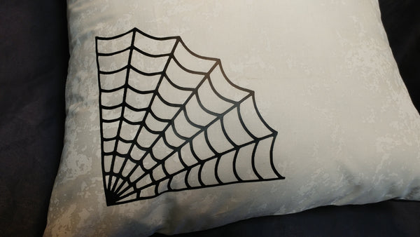 Nobody Puts Spider in the Corner Pillow Case