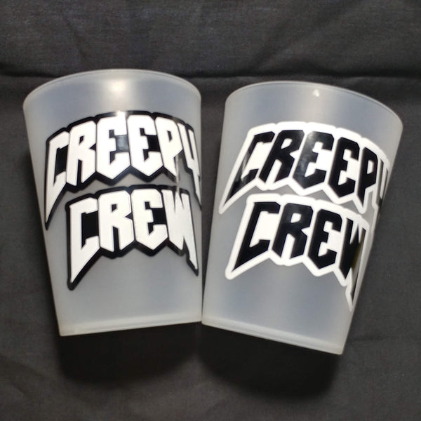 Creepy Crew Beverage Small Cup | Tumbler | Nu Goth & Alternative Apparel | Build Your Empire Clothing Co.