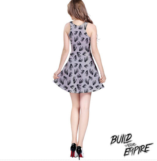 Idle Hands Pastel Dress | Dress | Nu Goth & Alternative Apparel | Build Your Empire Clothing Co.