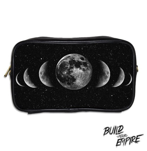 Moon Phase Clutch Purse | Clutch | Nu Goth & Alternative Apparel | Build Your Empire Clothing Co.