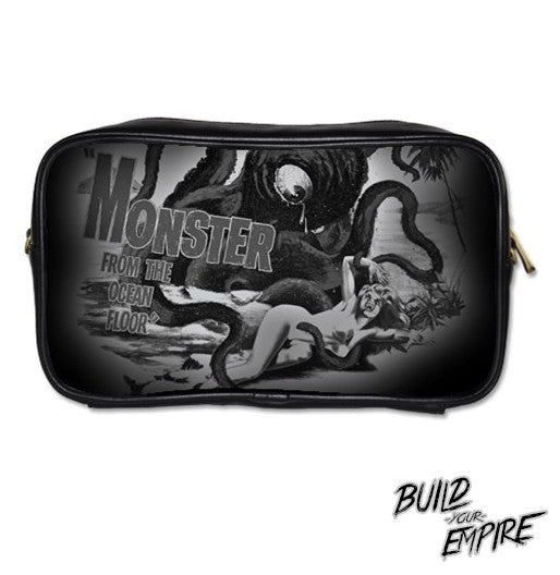 Monster from the Ocean Floor Clutch | Clutch | Nu Goth & Alternative Apparel | Build Your Empire Clothing Co.