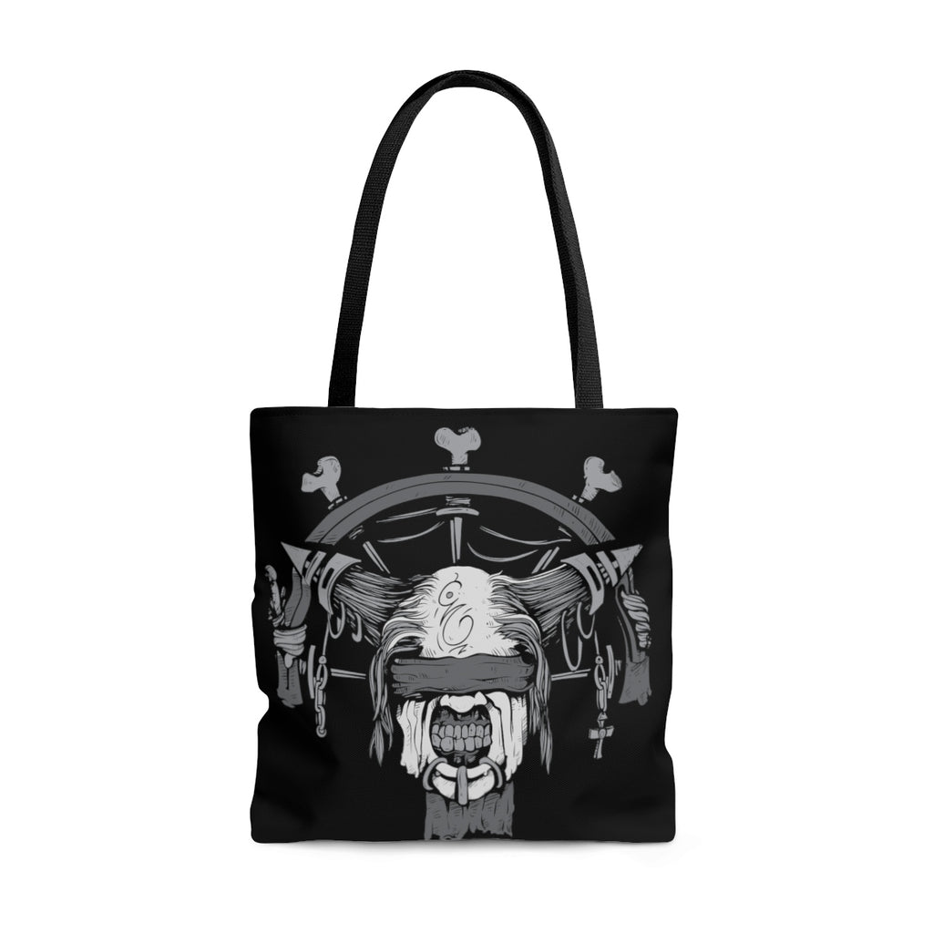 Bondage Tote Bag | Tote Bag | Nu Goth & Alternative Apparel | Build Your Empire Clothing Co.