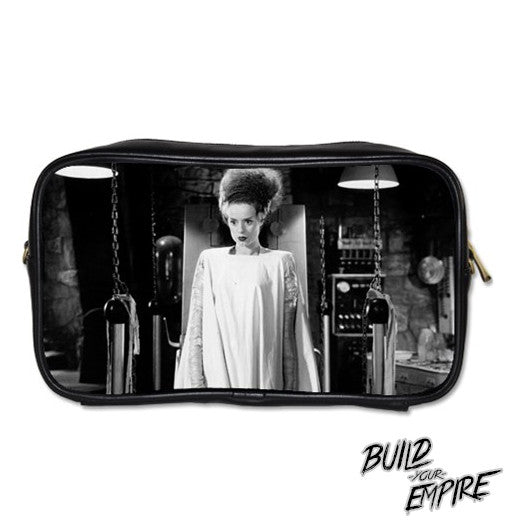 Frankenstein's Monster and His Bride Clutch | Clutch | Nu Goth & Alternative Apparel | Build Your Empire Clothing Co.