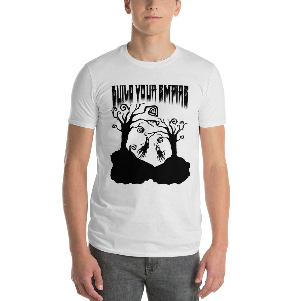 Build Your Empire Everyday is Halloween Multicolor Unisex T-Shirt | Men's Shirt | Nu Goth & Alternative Apparel | Build Your Empire Clothing Co.