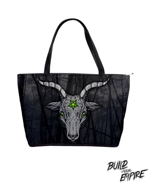 Sacrifice Handbag | Purse | Nu Goth & Alternative Apparel | Build Your Empire Clothing Co.