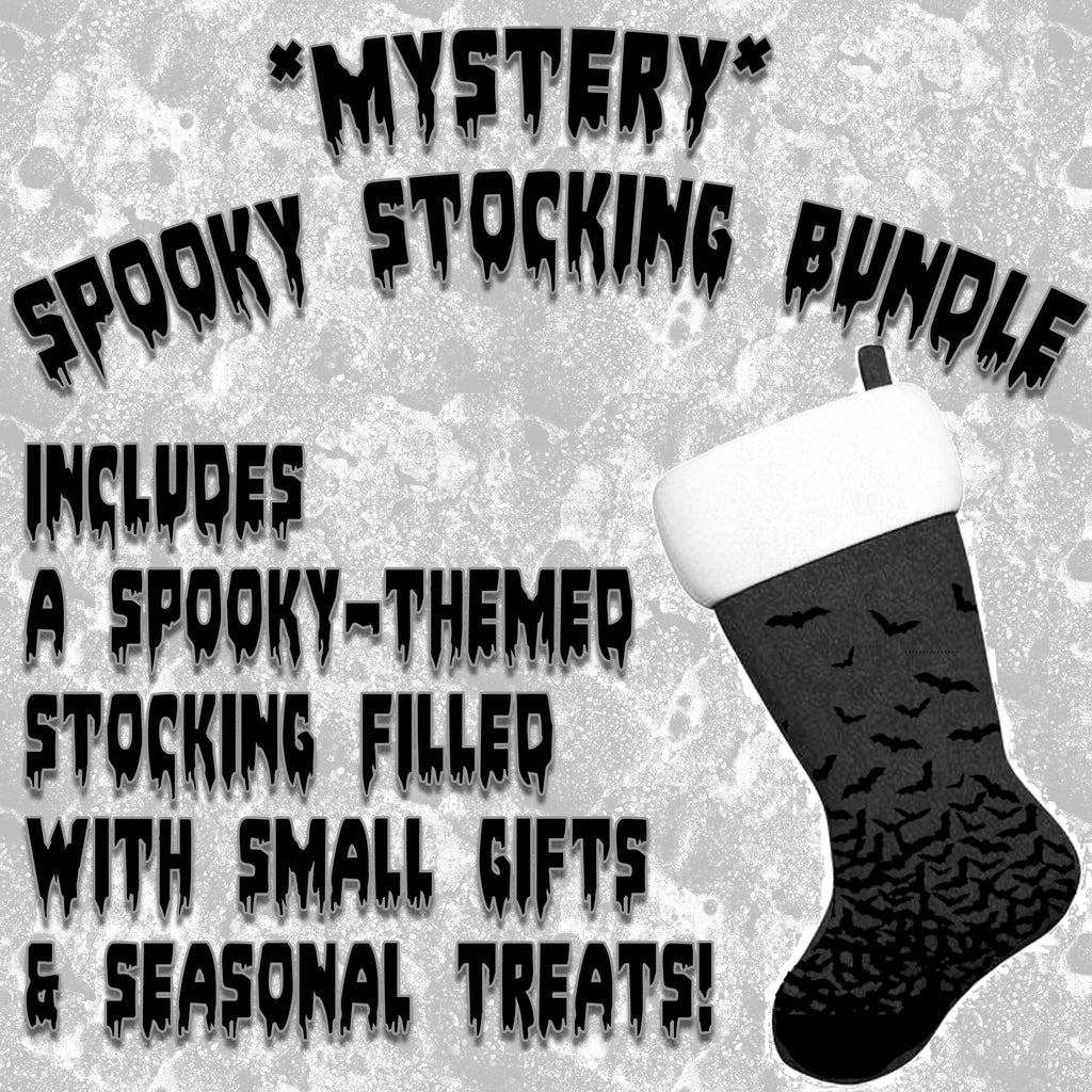 Mystery Spooky Stocking Bundle |  | Nu Goth & Alternative Apparel | Build Your Empire Clothing Co.