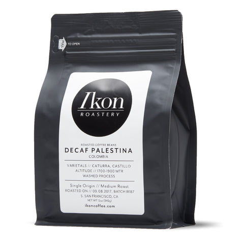 Decaf Palestina - 12 oz Bag
