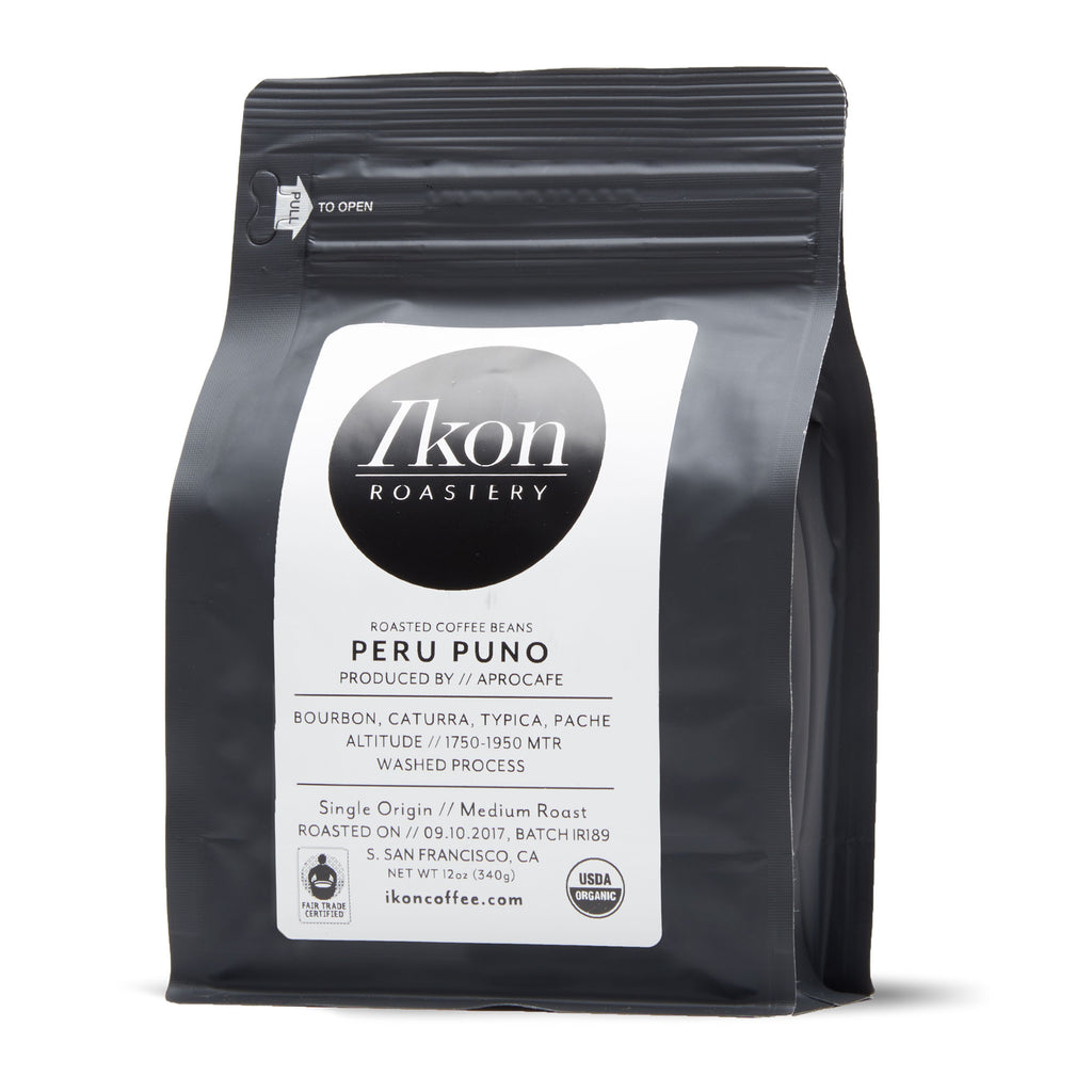 Peru Puno Organic - 12 oz Bag product image