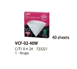 V60 Coffee Paper Filters data image