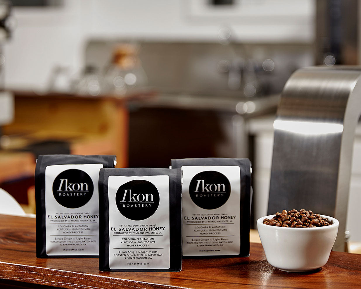 Ikon Coffee Roasters