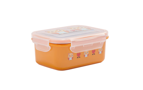 Olivia the Owl Bento Box with Lid