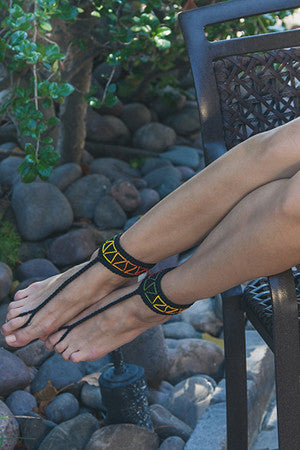 Ankle Bracelet - Tribal