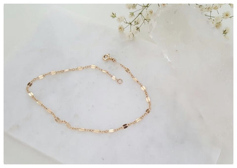 Romme Anklet Chain - New Vie Shop