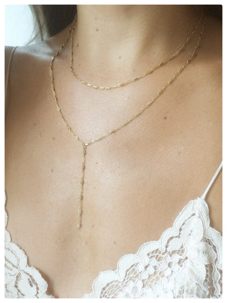 Cross Lariat - New Vie Shop