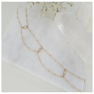 Dainty Double Choker - New Vie Shop