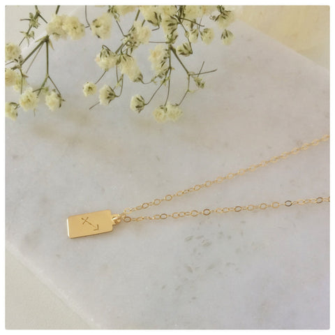 Star Sign Necklace - New Vie Shop