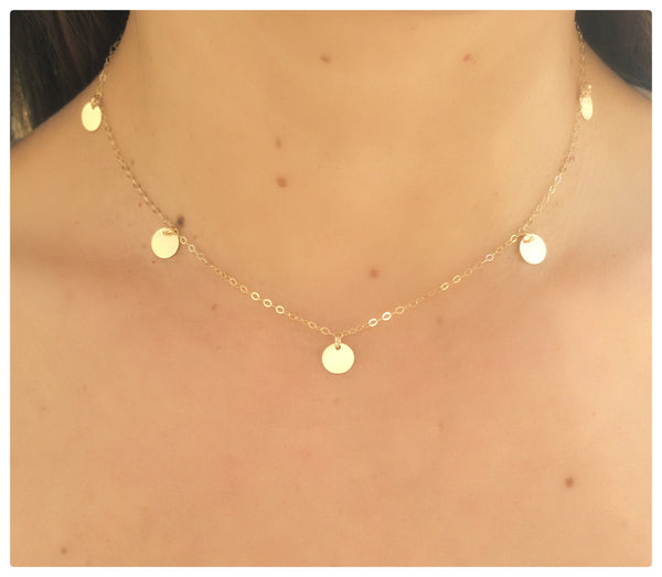 Coin Necklace - New Vie Shop