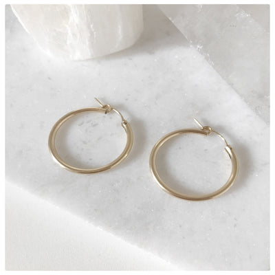 Hoop Earrings - New Vie Shop