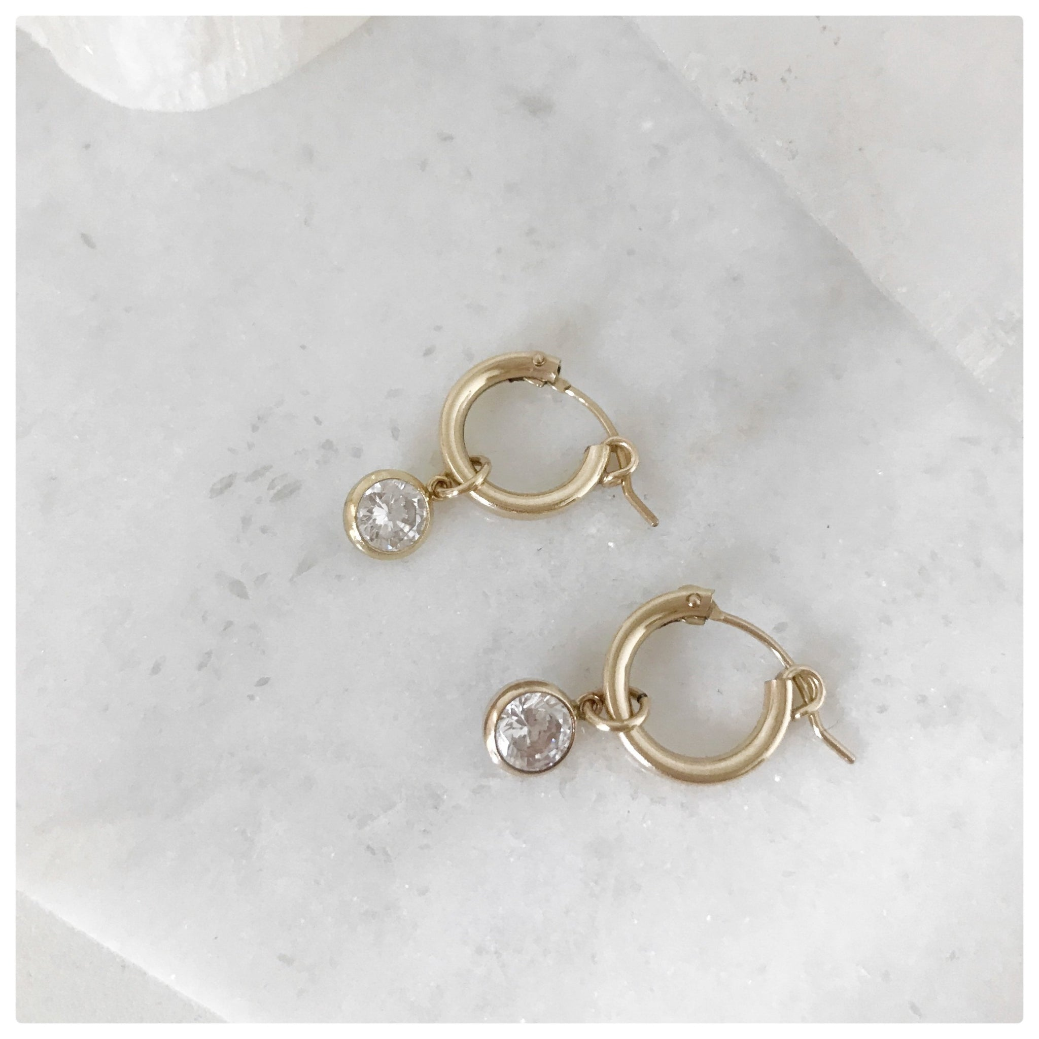 Lili Hoops - New Vie Shop