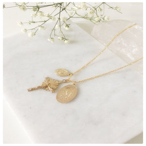Lou Vintage Necklace - New Vie Shop