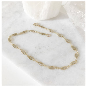 Rita Anklet - New Vie Shop