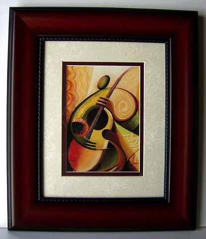 "STRINGS (Framed) *The Julian Bass Special* ""World's gonna know your name!!!"""