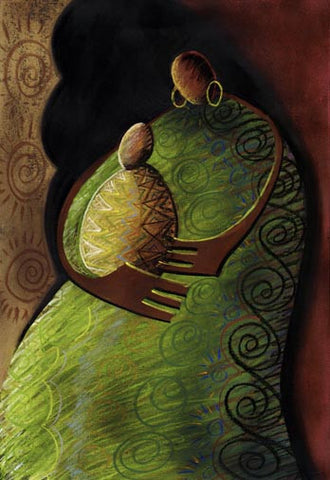 Mother and Child - Original  *** $pecial Offer ***