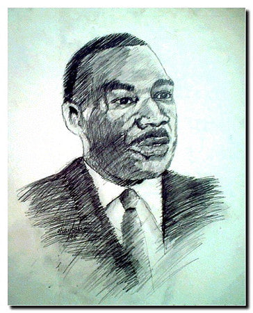 Martin Luther King Jr 2 - Original