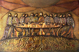 The Last Supper - Copper