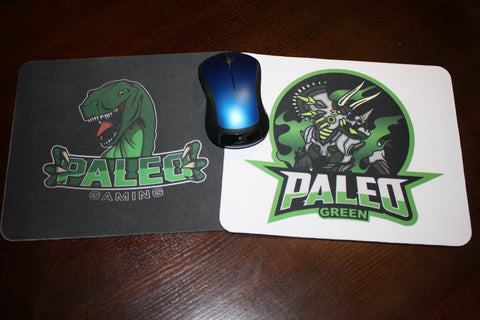 Paleo Green Mouse Pad