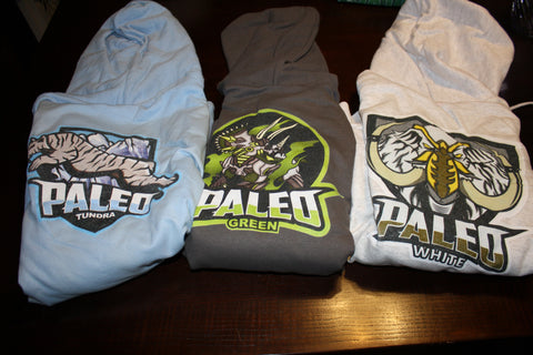 Paleo Tundra Hooded Sweatshirt