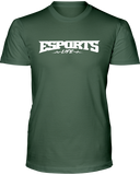 Esports Life (Light Logo) T-Shirt